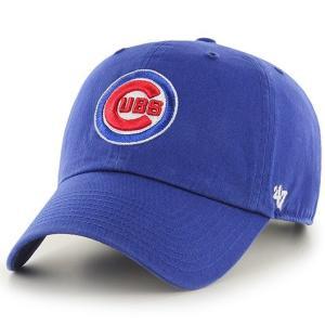 '47 Brand MLB カジュアルキャップ (CLEAN UP CAP/クリーンナップ キャップ) シカゴ・カブス|g2sports