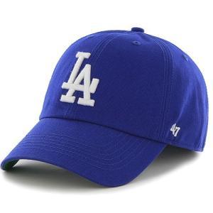 '47 Brand MLB カジュアルキャップ (FRANCHISE CAP/フランチャイズ キャップ) ロサンゼルス・ドジャース ※サイズあり|g2sports