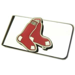 ボストン・レッドソックス MLB マネークリップ|g2sports