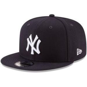 NEW ERA (ニューエラ) MLBフラットバイザー/スナップバックキャップ (9FIFTY 950 CAP) ニューヨーク・ヤンキース g2sports