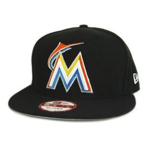 NEW ERA (ニューエラ) MLBスナップバックキャップ (BAYCIK 9FIFTY 950 CAP) マイアミ・マーリンズ g2sports