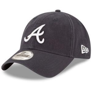 NEW ERA (ニューエラ) MLBカジュアルキャップ (9TWENTY 920 MLB CAP) アトランタ・ブレーブス|g2sports