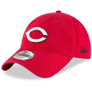 NEW ERA (ニューエラ) MLBカジュアルキャップ (9TWENTY 920 MLB CAP) シンシナティ・レッズ|g2sports