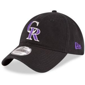 NEW ERA (ニューエラ) MLBカジュアルキャップ (9TWENTY 920 MLB CAP) コロラド・ロッキーズ|g2sports
