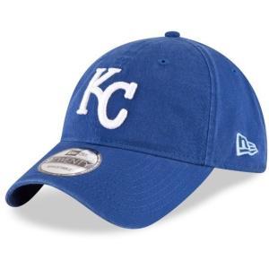 NEW ERA (ニューエラ) MLBカジュアルキャップ (9TWENTY 920 MLB CAP) カンザスシティ・ロイヤルズ|g2sports