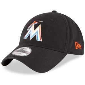 NEW ERA (ニューエラ) MLBカジュアルキャップ (9TWENTY 920 MLB CAP) マイアミ・マーリンズ|g2sports