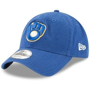 NEW ERA (ニューエラ) MLBカジュアルキャップ (9TWENTY 920 MLB CAP) ミルウォーキー・ブリュワーズ|g2sports