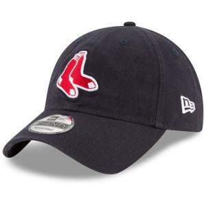 NEW ERA (ニューエラ) MLBカジュアルキャップ (9TWENTY 920 MLB CAP) ボストン・レッドソックス ※オルタネイトバージョン|g2sports