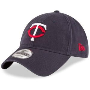 NEW ERA (ニューエラ) MLBカジュアルキャップ (9TWENTY 920 MLB CAP) ミネソタ・ツインズ|g2sports