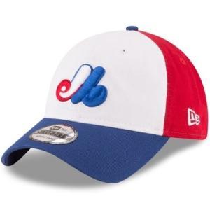 NEW ERA (ニューエラ) MLBカジュアルキャップ (9TWENTY 920 MLB CAP) モントリオール・エクスポズ|g2sports