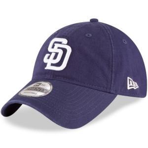 NEW ERA (ニューエラ) MLBカジュアルキャップ (9TWENTY 920 MLB CAP) サンディエゴ・パドレス|g2sports