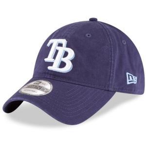 NEW ERA (ニューエラ) MLBカジュアルキャップ (9TWENTY 920 MLB CAP) タンパベイ・レイズ g2sports
