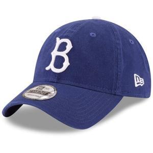NEW ERA (ニューエラ) MLBカジュアルキャップ (9TWENTY 920 MLB CAP) ブルックリン・ドジャース|g2sports