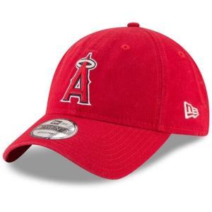 NEW ERA (ニューエラ) MLBカジュアルキャップ (9TWENTY 920 MLB CAP) ロサンゼルス・エンゼルス|g2sports