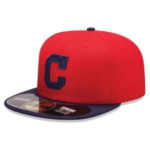 NEW ERA(ニューエラ)オーセンティック ダイアモンドエラ MLBキャップ(クリーブランド・インディアンズ)|g2sports
