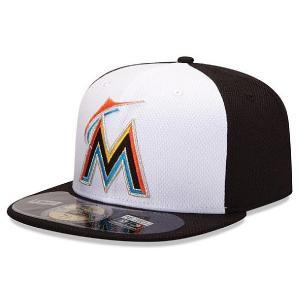 NEW ERA(ニューエラ)オーセンティック ダイアモンドエラ MLBキャップ(マイアミ・マーリンズ)|g2sports