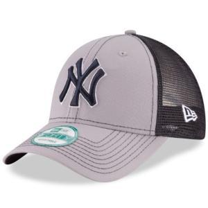 NEW ERA (ニューエラ) MLBメッシュバックキャップ (9FORTY 940 MLB MESH CAP) ニューヨーク・ヤンキース|g2sports