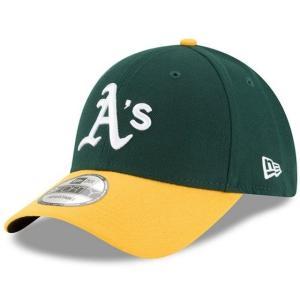 【 アウトレット品 】NEW ERA (ニューエラ) MLBレプリカキャップ (The League 9FORTY 940 MLB Cap) オークランド・アスレチックス|g2sports