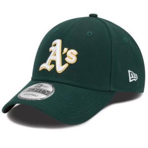 NEW ERA (ニューエラ) MLBレプリカキャップ (The League 9FORTY 940 MLB Cap) オークランド・アスレチックス ※ロードバージョン|g2sports
