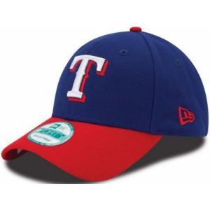NEW ERA (ニューエラ) MLBツートーンキャップ (2 TONE 9FORTY 940 MLB Cap) テキサス・レンジャーズ|g2sports