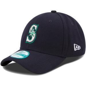 【 アウトレット品 】NEW ERA (ニューエラ) MLBレプリカキャップ (The League 9FORTY 940 MLB Cap) シアトル・マリナーズ|g2sports