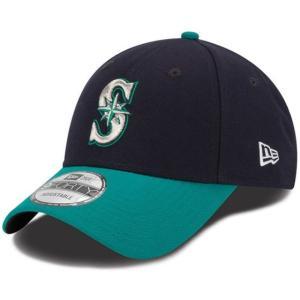 NEW ERA (ニューエラ) MLBレプリカキャップ (The League 9FORTY 940 MLB Cap) シアトル・マリナーズ ※オルタネイトバージョン|g2sports