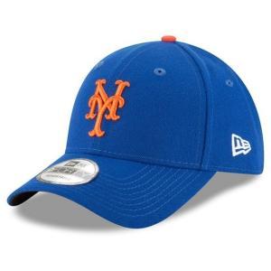 【 アウトレット品 】NEW ERA (ニューエラ) MLBレプリカキャップ (The League 9FORTY 940 MLB Cap) ニューヨーク・メッツ|g2sports