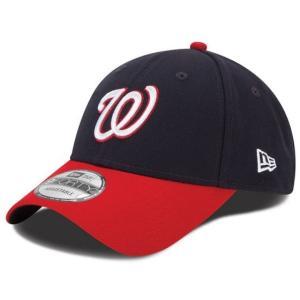 NEW ERA (ニューエラ) MLBレプリカキャップ (The League 9FORTY 940 MLB Cap) ワシントン・ナショナルズ ※オルタネイトバージョン|g2sports