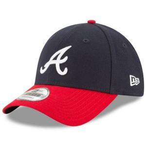 【 アウトレット品 】NEW ERA (ニューエラ) MLBレプリカキャップ (The League 9FORTY 940 MLB Cap) アトランタ・ブレーブス|g2sports