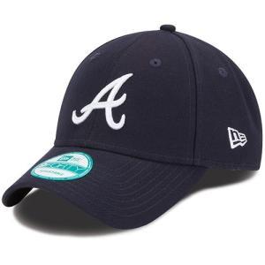 【 アウトレット品 】NEW ERA (ニューエラ) MLBレプリカキャップ (The League 9FORTY 940 MLB Cap) アトランタ・ブレーブス ※ロードバージョン g2sports