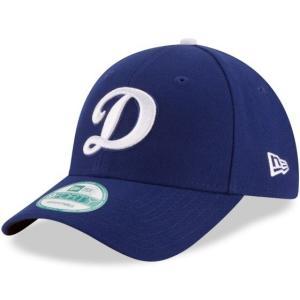 NEW ERA (ニューエラ) MLBレプリカキャップ (The League 9FORTY 940 MLB Cap) ロサンゼルス・ドジャース ※Dバージョン|g2sports
