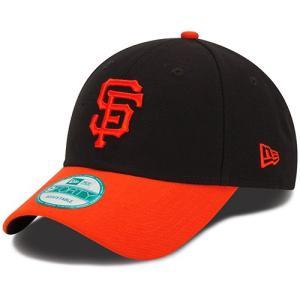NEW ERA (ニューエラ) MLBレプリカキャップ (The League 9FORTY 940 MLB Cap) サンフランシスコ・ジャイアンツ ※オルタネイトバージョン|g2sports