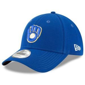 NEW ERA (ニューエラ) MLBレプリカキャップ (The League 9FORTY 940 MLB Cap) ミルウォーキー・ブリュワーズ ※オルタネイトバージョン|g2sports