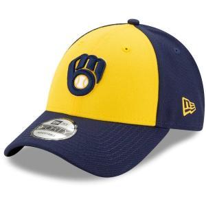 NEW ERA (ニューエラ) MLBレプリカキャップ (The League 9FORTY 940 MLB Cap) ミルウォーキー・ブリュワーズ ※オルタネイトバージョン2|g2sports