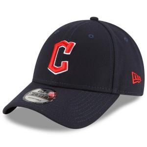 NEW ERA (ニューエラ) MLBレプリカキャップ (The League 9FORTY 940 MLB Cap) クリーブランド・インディアンズ ※ロードバージョン|g2sports