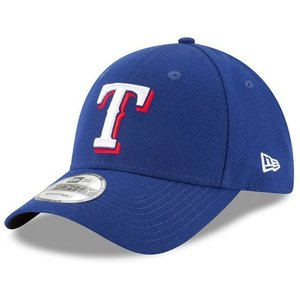 NEW ERA (ニューエラ) 子供用 (キッズ〜ユース用) MLBレプリカキャップ (The League 9FORTY 940 MLB Youth Cap) テキサス・レンジャーズ|g2sports