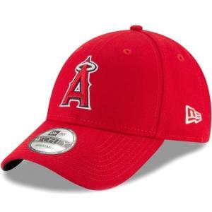 【 アウトレット品 】NEW ERA (ニューエラ) 子供用 (キッズ〜ユース用) MLBレプリカキャップ (The League 9FORTY 940 MLB Youth Cap) ロサンゼルス・エンゼルス|g2sports