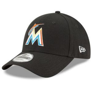 NEW ERA (ニューエラ) 子供用 (キッズ〜ユース用) MLBレプリカキャップ (The League 9FORTY 940 MLB Youth Cap) マイアミ・マーリンズ|g2sports