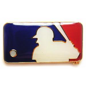 MLBロゴ ピンバッチ(ピン)|g2sports
