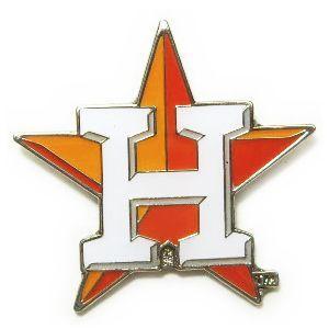 ヒューストン・アストロズ MLB ピンバッチ(ピン) g2sports