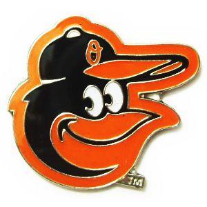 ボルチモア・オリオールズ MLB ピンバッチ(ピン)|g2sports