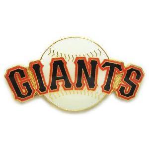 サンフランシスコ・ジャイアンツ MLB ピンバッチ(ピン)|g2sports