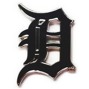 デトロイト・タイガース MLB ピンバッチ(ピン)|g2sports