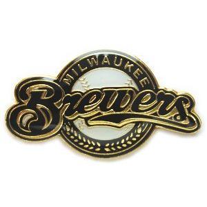 ミルウォーキー・ブリュワーズ MLB ピンバッチ(ピン)|g2sports