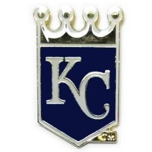 カンザスシティ・ロイヤルズ MLB ピンバッチ(ピン)|g2sports