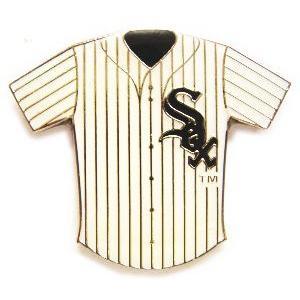 シカゴ・ホワイトソックス MLB ユニフォーム ピンバッチ(ピン)|g2sports