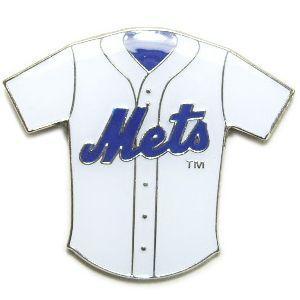 ニューヨーク・メッツ MLB ユニフォーム ピンバッチ(ピン)|g2sports
