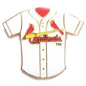 セントルイス・カージナルス MLB ユニフォーム ピンバッチ(ピン)|g2sports