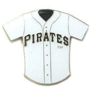 ピッツバーグ・パイレーツ MLB ユニフォーム ピンバッチ(ピン)|g2sports
