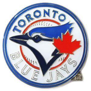 トロント・ブルージェイズ MLB ピンバッチ(ピン)|g2sports